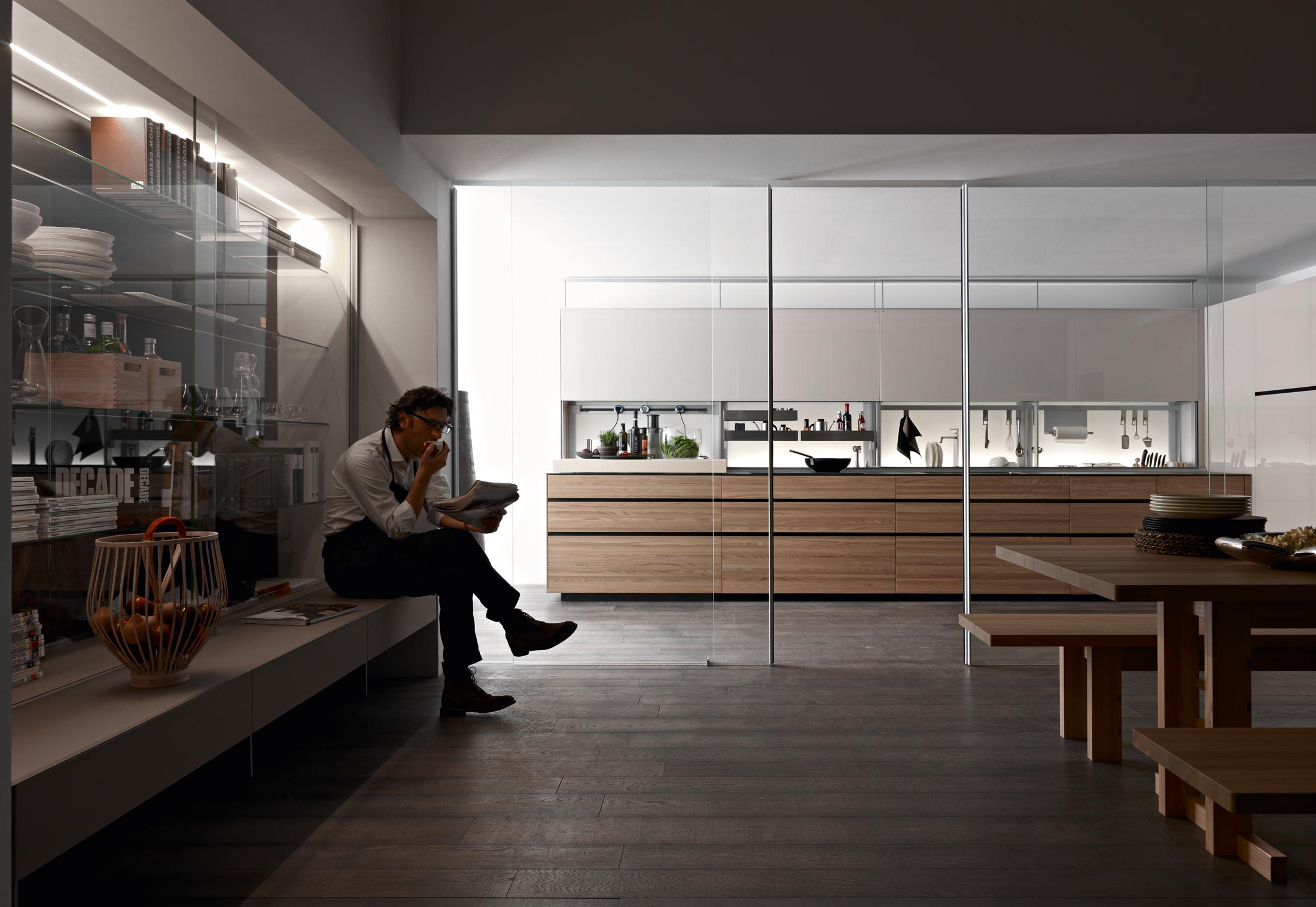 Awesome Cucine Valcucine Opinioni Gallery - Home Design - joygree.info